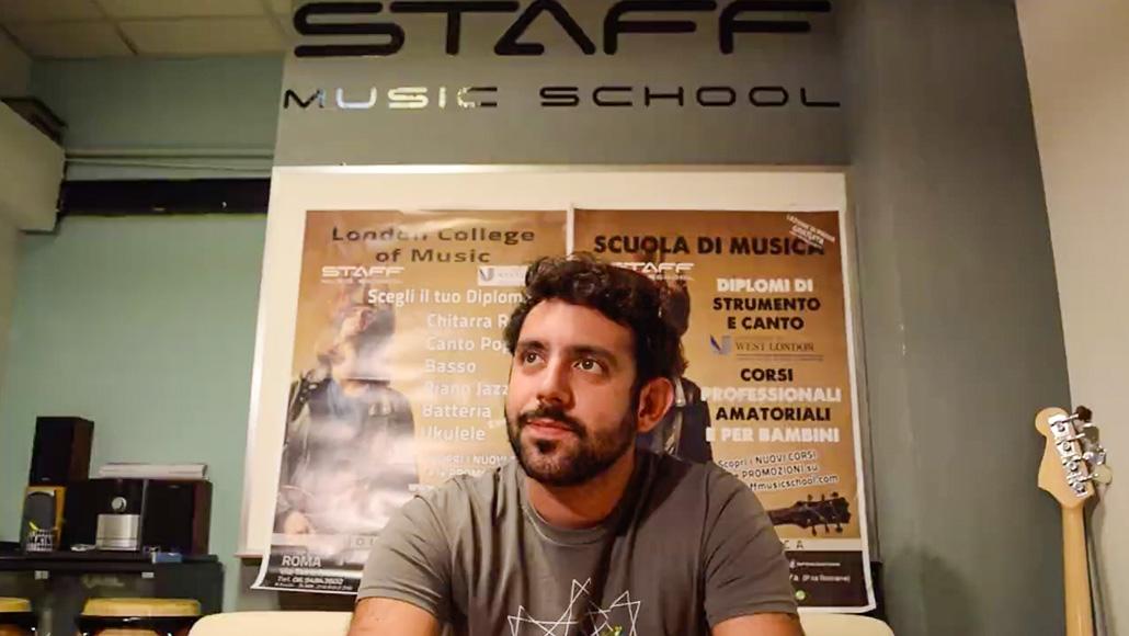 Alunni Staff – Stefano Veneri
